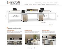 Site - T+Mobili