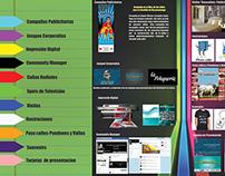 Diseño de Folletos y Revista