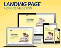 Landing Page Viva