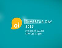 Oi Investor Day