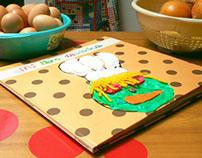 Cooking Book For Children-Libro de Cocina Para Niños