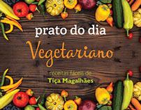 Prato do dia - Vegetariano