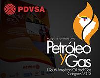 Evento PDVSA Congreso Petróleo y Gas / Publicidad