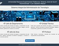 Sistema de Información Unexpo L.C.M, Venezuela