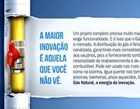 Anúncio Revista - SCGás