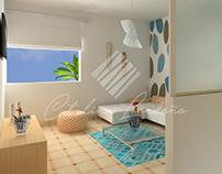 Visualización vivienda