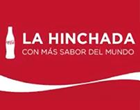 La Hinchada Coca-Cola
