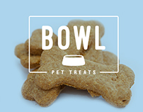 BOWL - Pet Treats