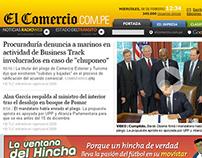 El Comercio.pe | Nuevo Sitio Online