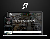 Website Cultura Regional (Wordpress)