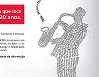 Campanha 20 anos CBN Campinas