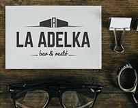 La Adelka - Logotipo
