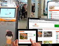 Sistema de venta online Multiplataforma