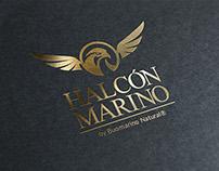 LOGO HALCÓN MARINO, By BUOMARINO NATURAL,C.A.