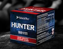 Hunter - Suplemento Dietario