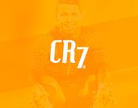 CR7 BRANDING