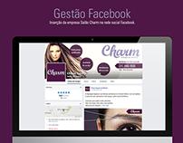 Facebook - Salão Charm