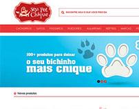 Seu Pet Chique - eCommerce