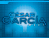 Book César García