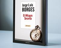 Diseño Editorial - Antología de Jorge Luis Borges