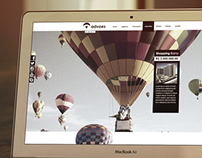 Website - Advaes Log