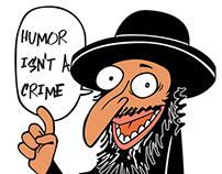 El humor no es un crimen / Humor isn´t a crime