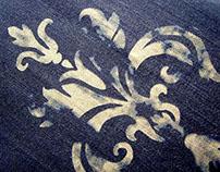 Diseño y digitalización de bordados y laser cuts
