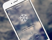 PREVENAXA UI/UX. An app to prevent natural disasters