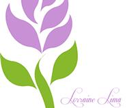 Identidade Visual para Lorraine Lima