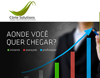 Layout Inicial - Proposta Corte Solutions