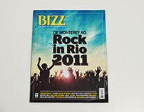 REVISTA BIZZ ROCK IN RIO