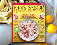 REVISTA MAIS SABOR