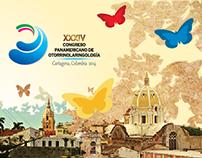 Congreso Panamericano de ORL -  Cartagena, Colombia