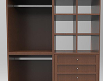 Mueble 3D