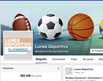 Canal social sobre especializado en deportes