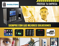 Brochure para ID-Solutions