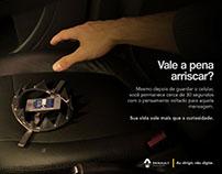 Exercício campanha publicitária (Cliente Renault)