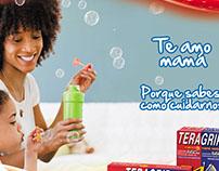 """Aviso revista TERAGRIP """"Día de las madres"""""""