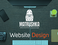 Matrushka Website UX/UI