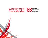 Quinto informe de Sostenibilidad - CCB