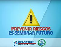 Dragasur - Campaña de Seguridad