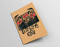 Díptico Green Day