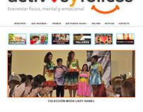 Página web de una asociación