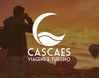 Cascaes - Viagens e Turismo | Rebranding