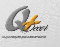 Logo Q+ Decorações