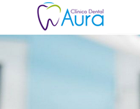 Clinica Dental Aura / Santiago / trabajo freelance