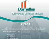 Convite Convenção Dornelles Imoveis