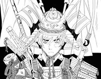 Samurai Ink