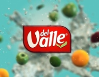 Del Valle - Brand Animation