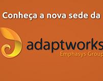 Nova sede da Adaptworks